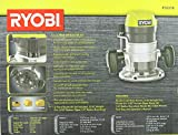 Ryobi R1631K 1-1/2 Peak HP 8.5 Amp LED Lit Corded