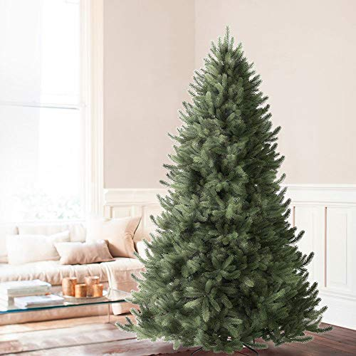 (Balsam Hill Vermont White Spruce Premium Artificial Christmas Tree, 5.5 Feet, Unlit)