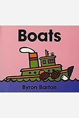 Boats Board Book Board book