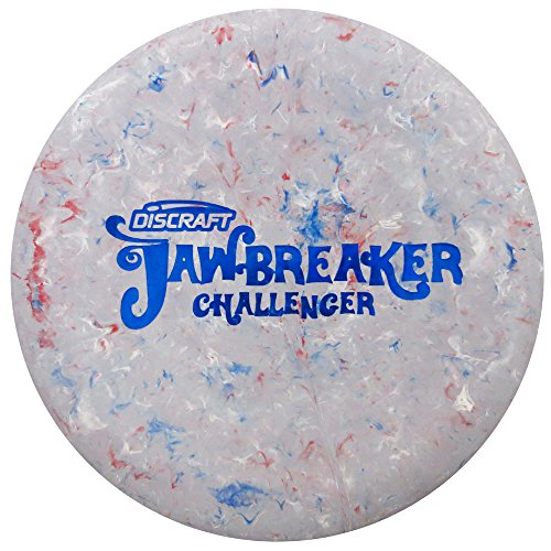 Discraft Jawbreaker Challenger Putt and Approach Golf Disc [Colors May Vary] - 170-172g