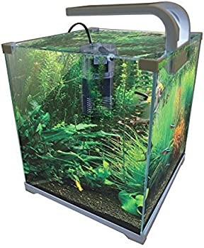 Vepotek 4-Gallon Nano Aquarium