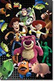 Toy Story 3 Movie (Woody, Buzz, Friends) Poster Print