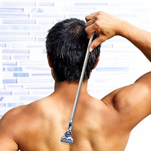 gillette-fusion-extendable-handle-add-onbody-back-hair-removal-non-slip-grip-handle-safe-and-practic