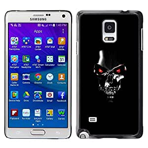 - MOVIE TECHNOLOGY ROBOT SCARY BLACK SKULL - - Monedero pared Design Premium cuero del tir???¡¯???€????€?????n magn???&rsquo