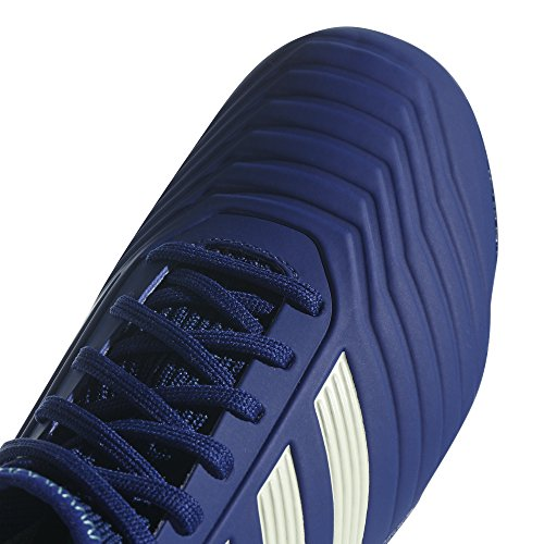 Bianco Pavimento 3 18 Adidas Blu Bambino J Predator nbsp;fg Duro Tzqzng