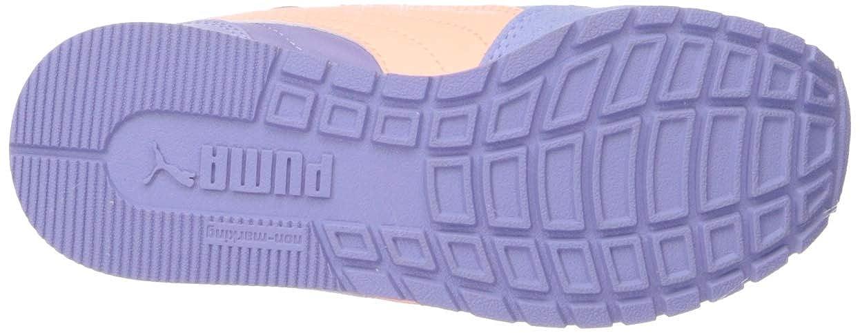 PUMA Unisex-Kids St Runner Velcro Sneaker