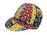 Mutual Industries 00352-00000-0008 Kromer Daisy Chain Style Welder Cap 8, Cotton, Length 5'', Width 6''