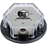 Bullz Audio BGDB048P 1/0/4/8 Gauge Power and Ground Distribution Block