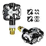 Wellgo WPD-801 Shimano SPD Type Mountain Bike Bicycle Sealed Pedals