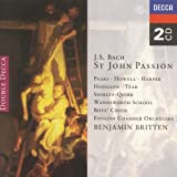 St. John Passion (sung in English)