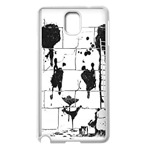 Samsung Galaxy Note 3 Cell Phone Case White SELF PORTRAIT Lqpex