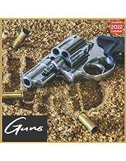 Guns Calendar 2022: Official Guns Calendar 2022 16 Months