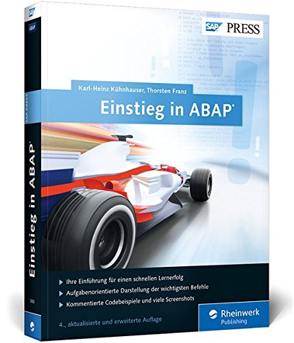 Lernen Sie ABAP schnell und effizient! Einstieg in ABAP: Die Neuauflage von Discover ABAP