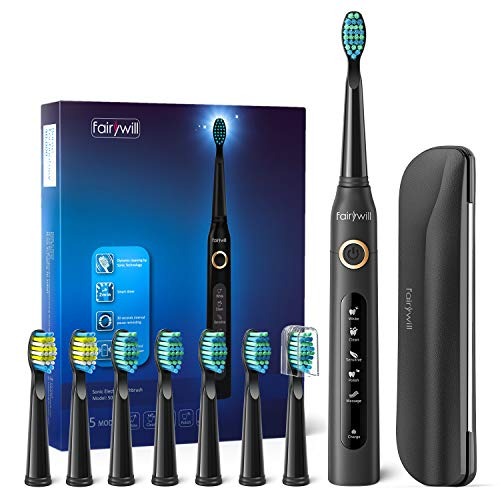 Fairywill Electric Toothbrush for