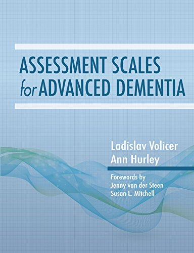 Assessment Scales for Advanced Dementia Pdf