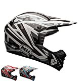 Bell SX-1 Unisex-Adult Off Road Helmet (Whip Camo Red, XX...