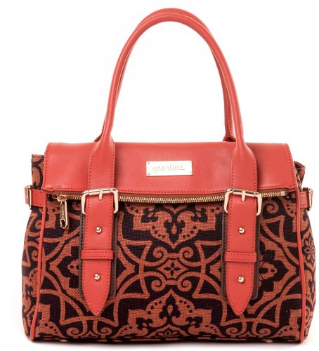 Fold Over Satchel (Spartina 449 Fold Over Satchel in Maggioni)
