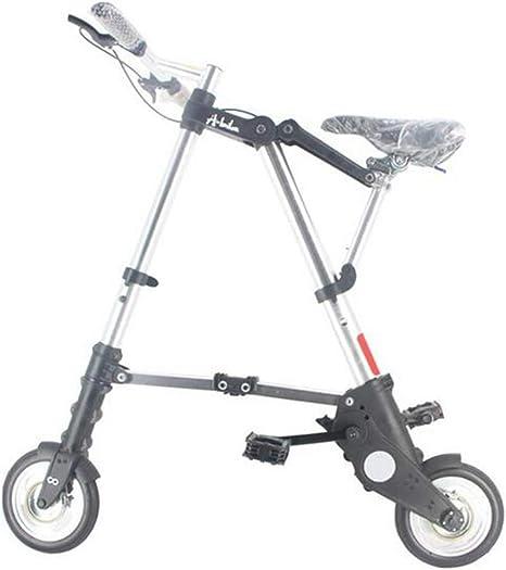 MEICHEN Nueva Bicicleta Unisex de Ruedas de 10 Pulgadas la Mini ...