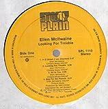 Ellen McIlwaine: Looking For Trouble LP VG++/NM Canada Stony Plain SPL 1110