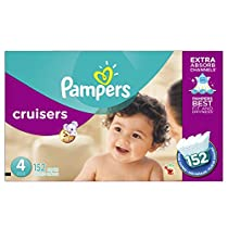 Save on Pampers Cruisers Diapers