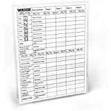 """YARDZEE SCORE CARD with Rules on the back- Laminated Yardzee Score Card, Reusable Score Card, Size- 8.5"""" x 11"""""""