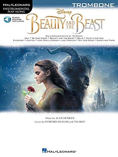 Beauty and the Beast: Trombone (Hal Leonard Instrumental Play-along)