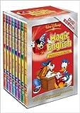 ディズニー(Disney) 英語教材 マジック・イングリッシュ (Magic English) DVDコンプリート・ボックス