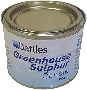 Sulphur Convenient Candles 225 g