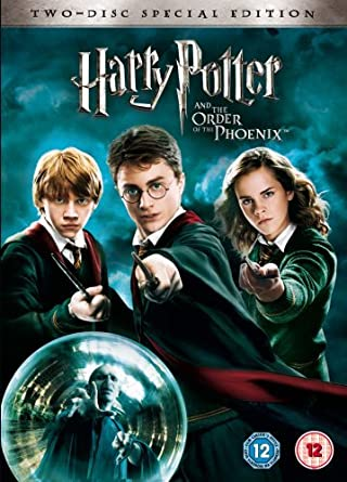 harry potter and the fenix order