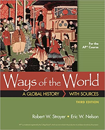 Amazon ways of the world with sources for ap ebook robert w ways of the world with sources for ap 3rd edition kindle edition fandeluxe Gallery