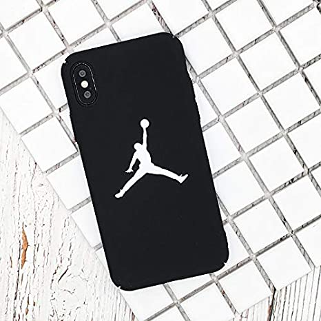 Amazon.com: 1 piece Flyman Jordan Cover Case For iPhone 7 8 ...