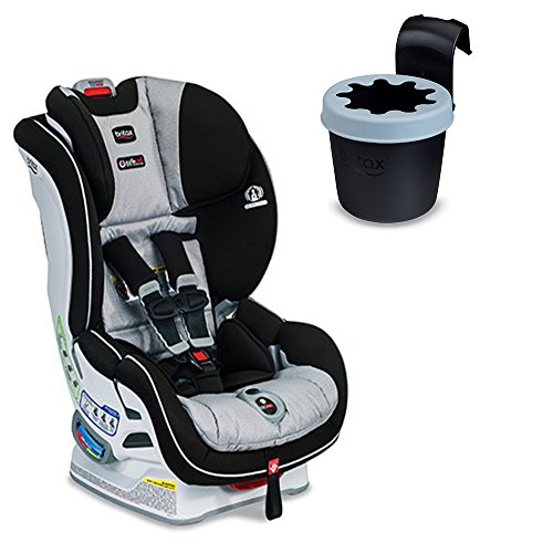 britax boulevard clicktight convertible car seat with black cup holder trek car seat for toddlers. Black Bedroom Furniture Sets. Home Design Ideas