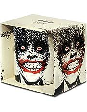 LOGOSHIRT - DC Comics - Batman - Joker - Vleermuizen - Porseleinen mokken - Koffiemokken - wit - Gelicentieerd origineel ontwerp