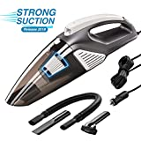 Helteko Car Vacuum Cleaner 12V - High Power Portable Hand Vacuum...