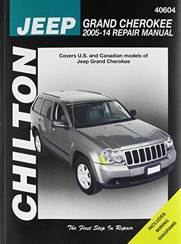 Price comparison product image Chilton CHI40604 Jeep Grand Cherokee 05-14