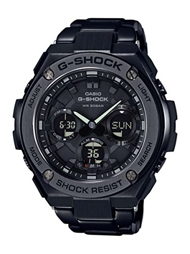 Casio SHOCK Quartz Stainless Casual