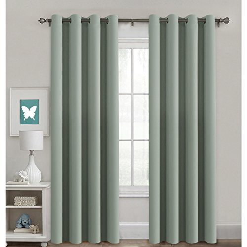 H.VERSAILTEX Window Treatment Blackout Thermal Insulated Roo