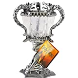 Book cover from Wizarding World Harry Potter Exclusive Light-Up Tri Wizard TriWizard Dragon Champions Goblet Cup by Running Press