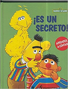 Barrio Sesamo Numero 1 Es Un Secreto Aprende A Contar Varios Books
