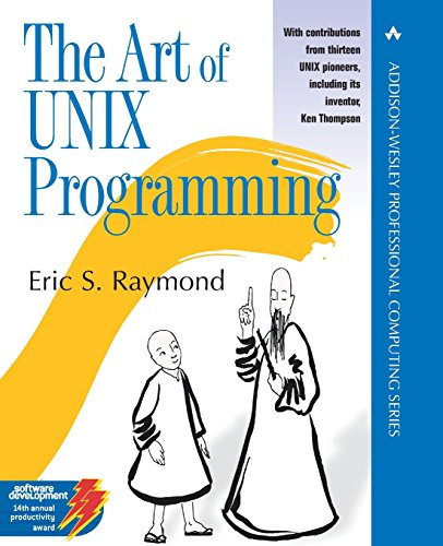 The Art of UNIX Programming (The Addison-Wesley Professional Computng Series) by Brand: Addison-Wesley