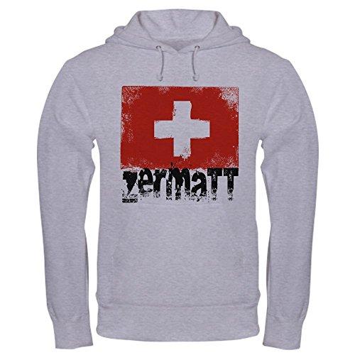 CafePress Zermatt Pullover Comfortable Sweatshirt
