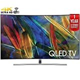 Samsung QN65Q7CAMFXZA Curved 65″ 4K Ultra HD Smart QLED TV (2017 Model)
