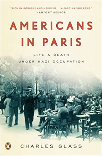 Book Americans in Paris: Life and Death Under Nazi Occupation