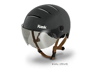 Kask Lifestyle Casco, Unisex, Negro, 48-58 cm