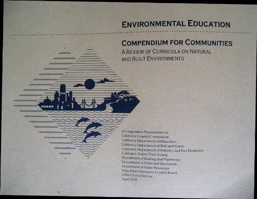 Download Environmental Education Compendium on Communities: A Review of Curricula on Natural and Built Environments pdf epub