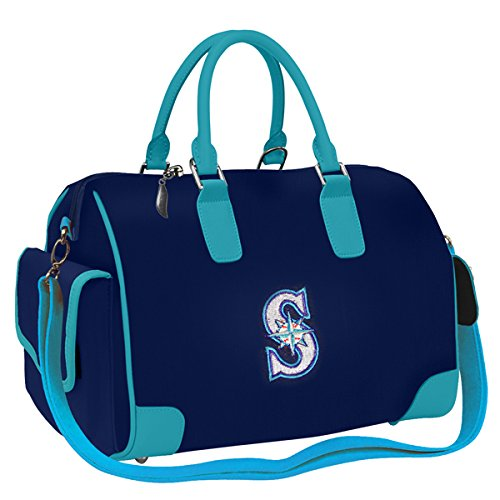 Charm14 MLB Seattle Mariners Deluxe Handbag - by Little Earth