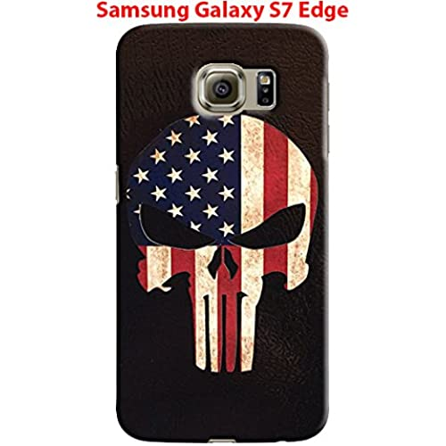 Punisher for Samsung Galaxy S7 Edge Hard Case Cover (pun1) Sales
