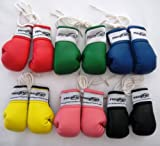 Pro Impact Mini Boxing Gloves (1 Pair Black)