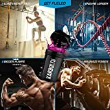 EFX Sports Karbolyn Fuel | Pre, Intra, Post Workout Carbohydrate Supplement Powder | Carb Load, Energize, Improve & Recover Faster | Easy to Mix | Strawberry