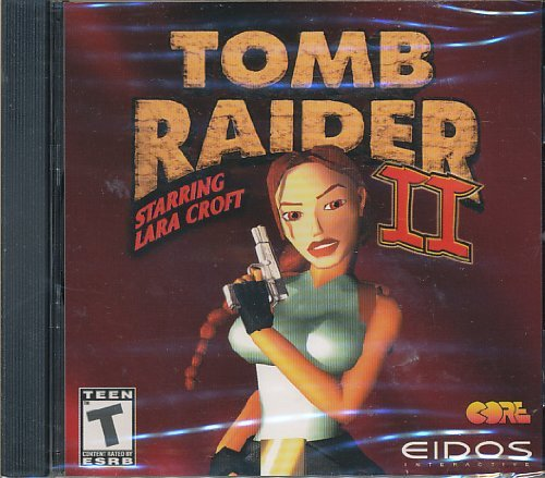 Amazon Com Tomb Raider 2 Pc Video Games